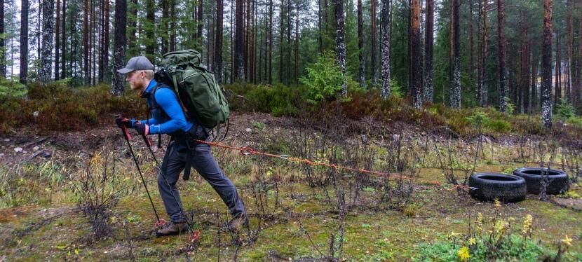 Hvordan trene til lengre turer ogekspedisjoner?
